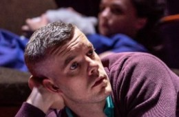 Russell Tovey at the Harold Pinter
