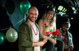 VAULT Festival, Guy's and St Thomas' NHS Foundation Trust, Fine Mess Theatre, Joel Samuels
