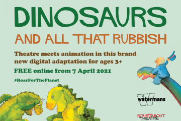 Poster for Dinosaurs and All That Rubbish