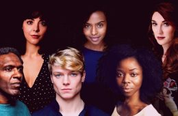 Cast of 'The Motherhood Project'