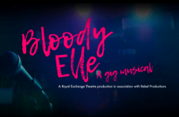 Poster for Bloody Elle
