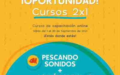 OFERTA ESPECIAL CURSOS 2×1