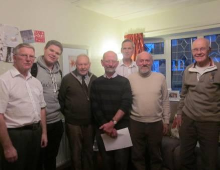 AYRS Members attending NWLG Winter Meeting