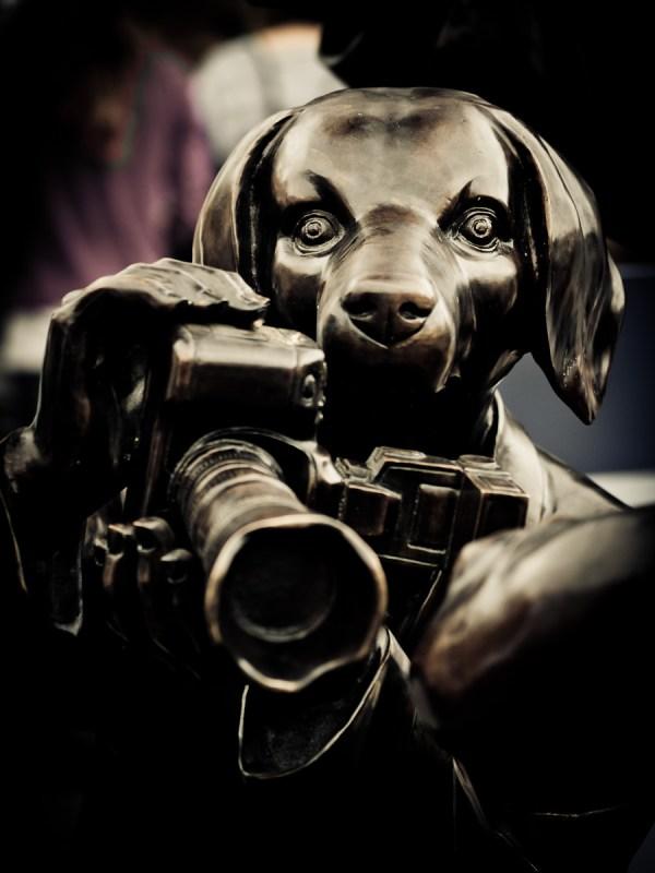 Paparazzi Dogs