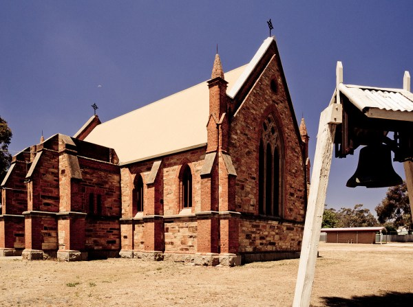 Dunolly church