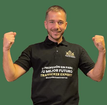 Victor Poderoso te enseña Tráfico digital con el máster en Trafficker Expert de su academia de formación online Masters Experts Academy