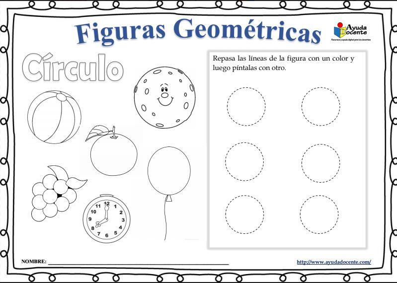 Aporte Aprendiendo Las Figuras Geométricas Mathtic