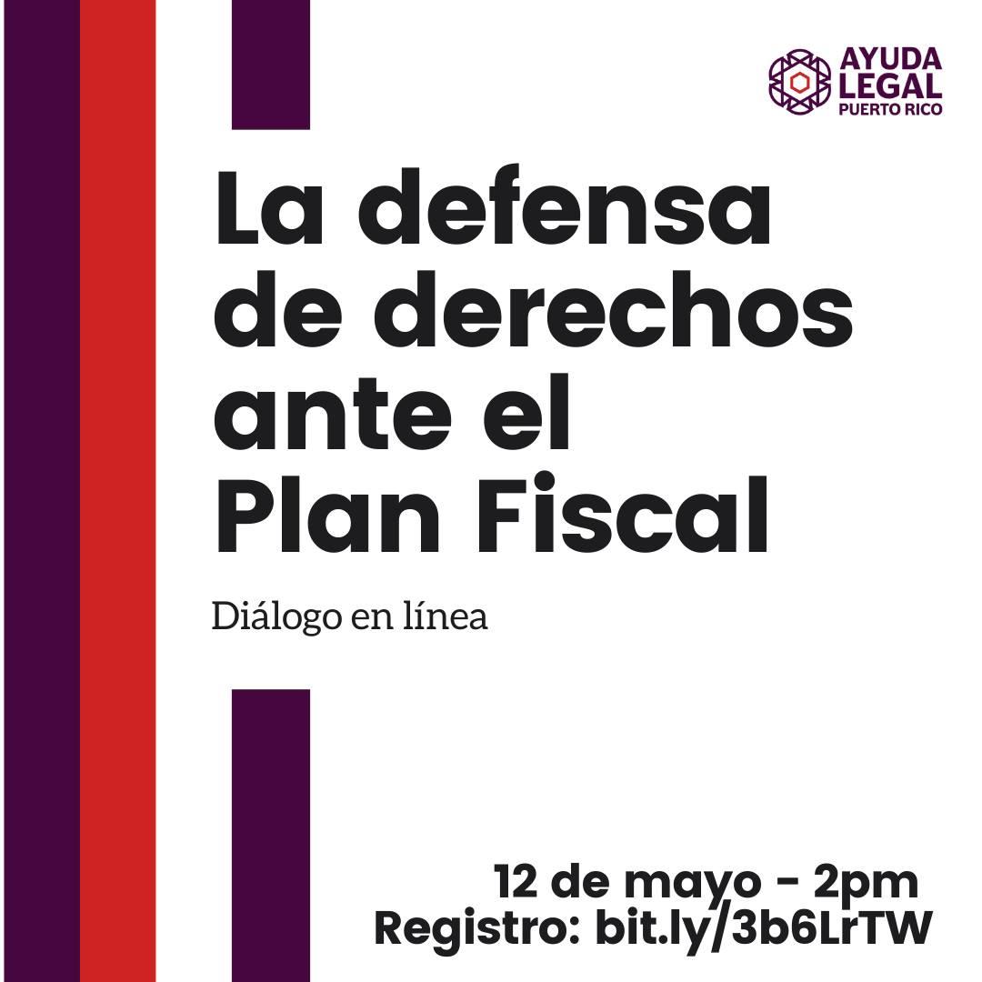 Promoción del evento a celebrarse el 12 de mayo de 2020 a las 2pm. Detalles abajo.