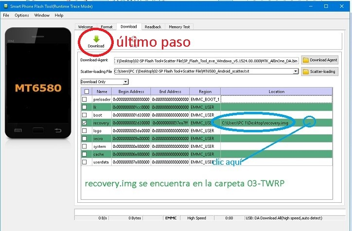 sp-flash-tool-doogee-x5-2-recovery