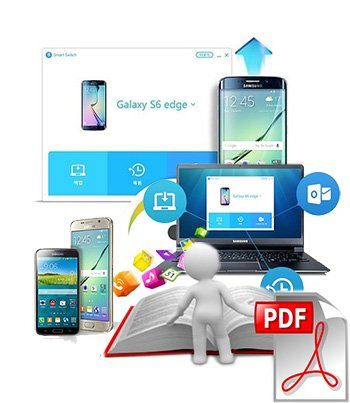 Manual de instrucciones Samsung Smart Switch PDF