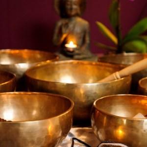 Massaggio sonoro con campane tibetane 60 minuti