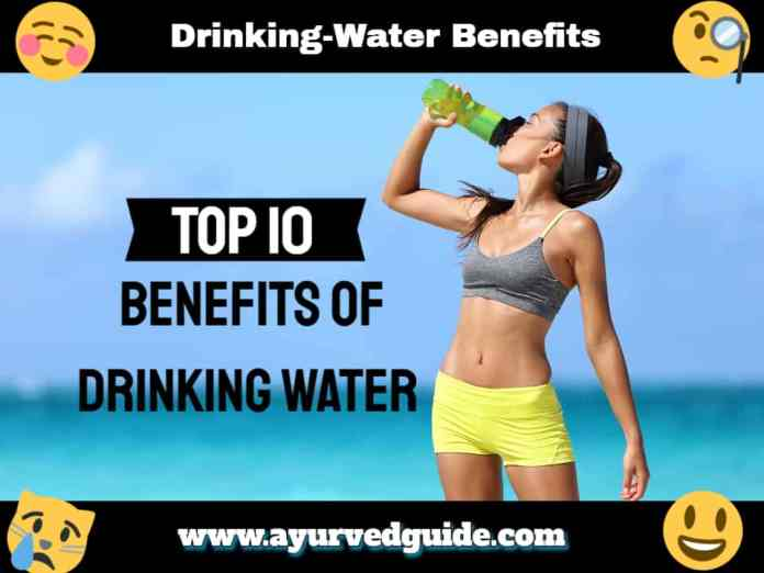 Drinking-Water Benefits