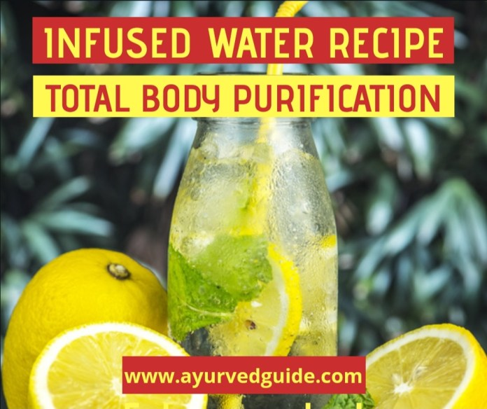 Infused Water Recipes With Mint