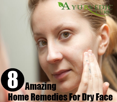 8 Amazing Home Remedies For Dry Face