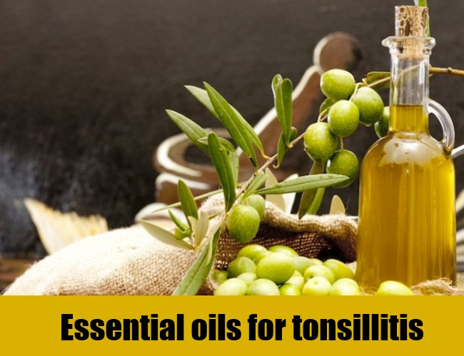 Essential Oils For Tonsillitis