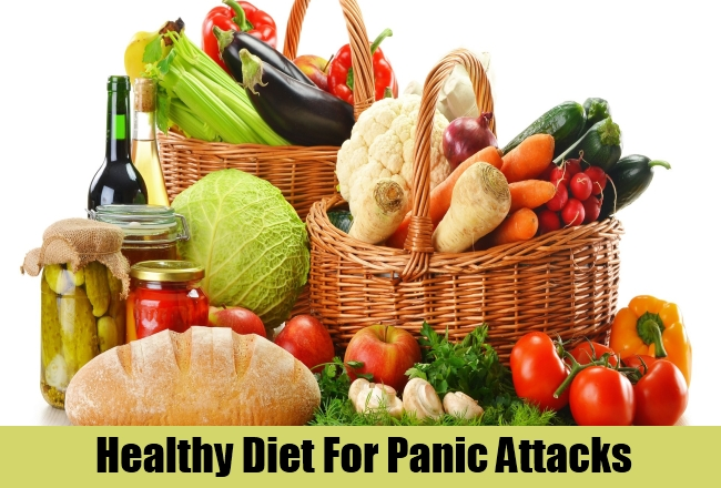 Healthy Diet For Panic Attacks