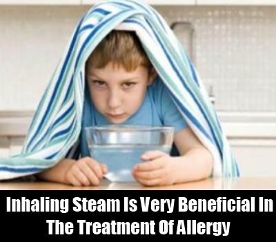 Inhale Steam