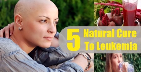 Natural Cure To Leukemia