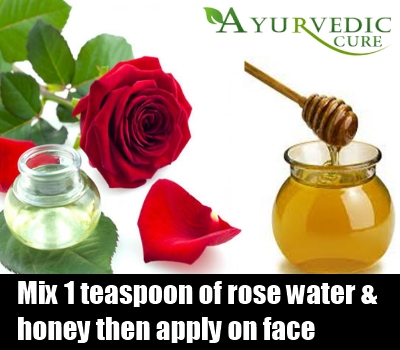 Rose Water And Honey
