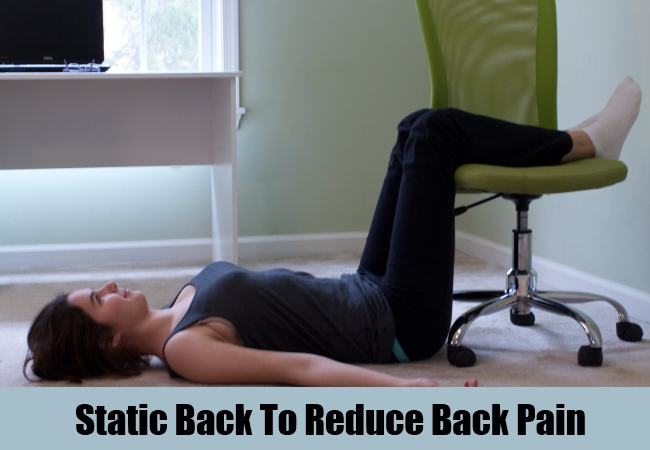 Static Back To Reduce Back Pain