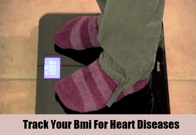 Track Your Bmi For Heart Diseases