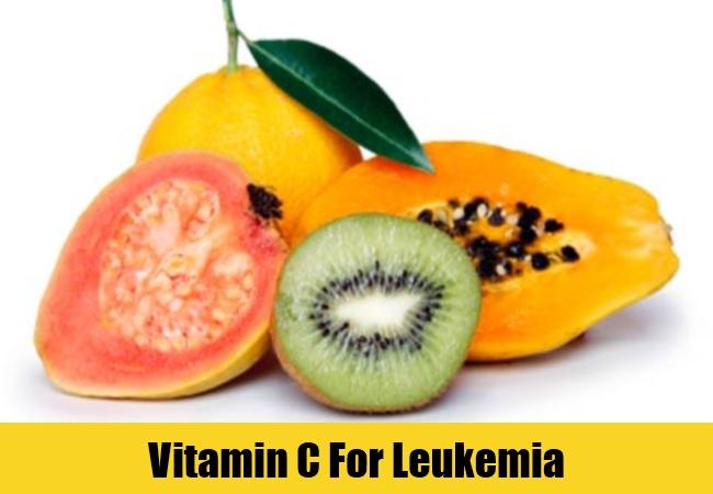 Vitamin C For Leukemia