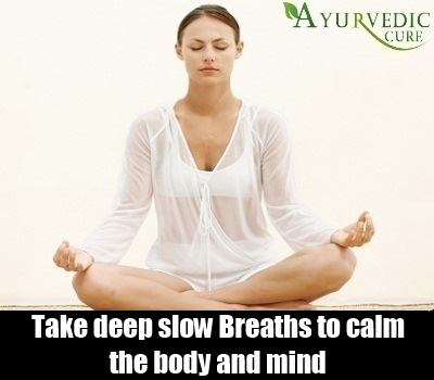 deep breathing
