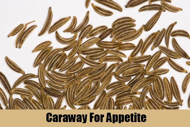 Caraway For Appetite