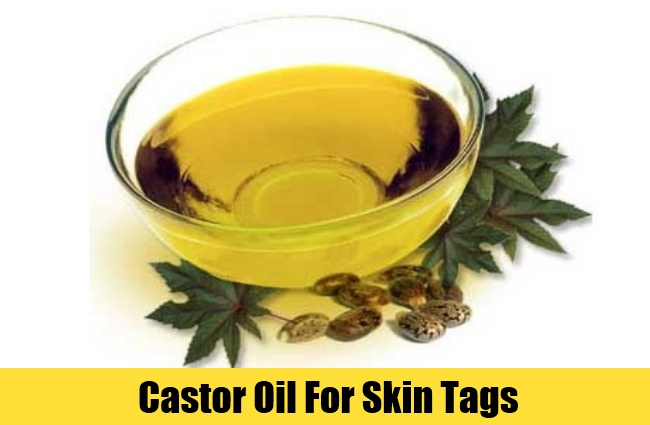Castor Oil For Skin Tags