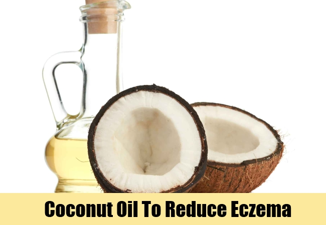 Coconut Oil To Reduce Eczema