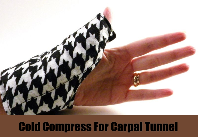 Cold Compress For Carpal Tunnel