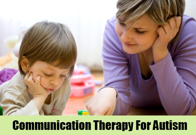 Communication Therapy For Autism