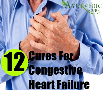 12 Best Natural Cures For Congestive Heart Failure