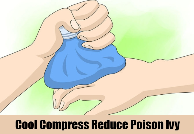 Cool Compress Reduce Poison Ivy