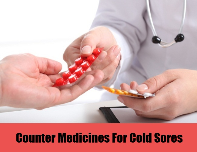 Counter Medicines For Cold Sores