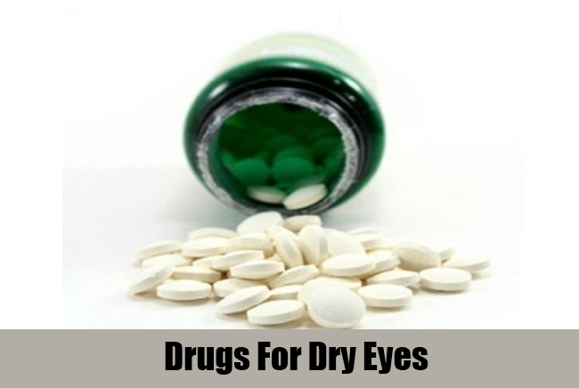 Drugs For Dry Eyes