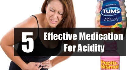Effective Medication For Acidity
