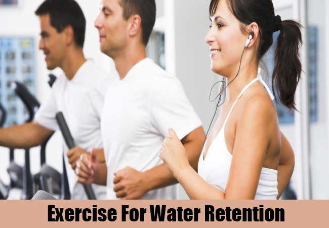 Exercise For Water Retention