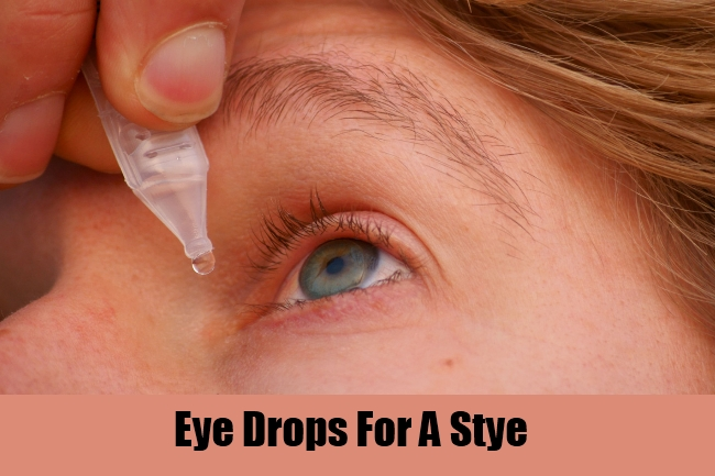 Eye Drops For A Stye