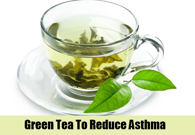 Green Tea To Reduce Asthma