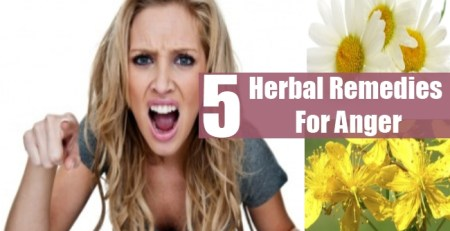 Herbal Remedies For Anger