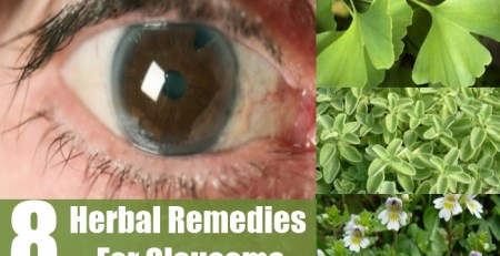 Herbal Remedies For Glaucoma