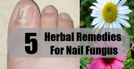 Herbal Remedies For Nail Fungus