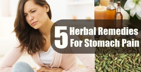 Herbal Remedies For Stomach Pain