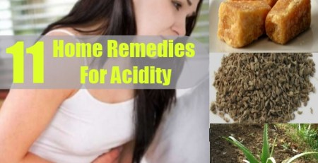 Home Remedies For Acidity