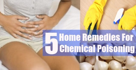 Home Remedies For Chemical Poisoning