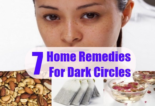 home remedies for dark circles how to get rid of circles with home remedies herbal 10341