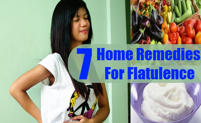 Home Remedies For Flatulence