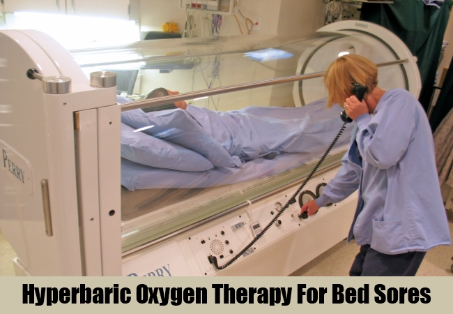 Hyperbaric Oxygen Therapy For Bed Sores