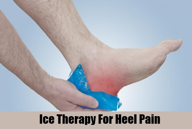 Ice Therapy For Heel Pain